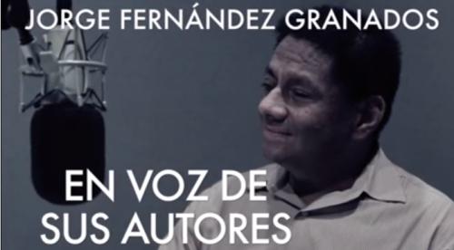 Jorge Fernández Granados en Descarga Cultura.UNAM