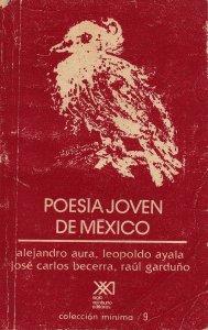 Poesía joven de México