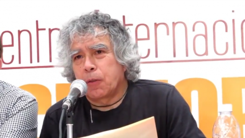 José de Jesús Sampedro 2014