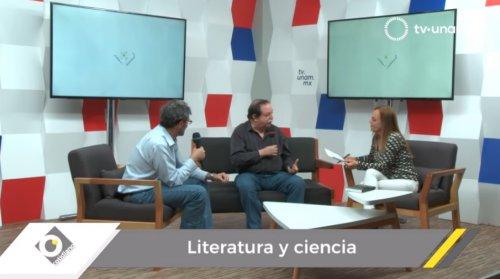 Literatura y ciencia. Observatorio Cotidiano con Mireya Ímaz, José Gordon y Miguel Alcubierre Moya.
