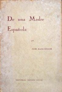 De una madre española