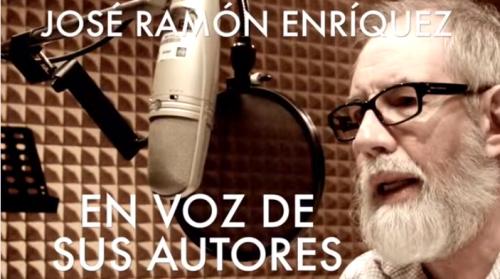 José Ramón Enríquez en Descarga Cultura.UNAM