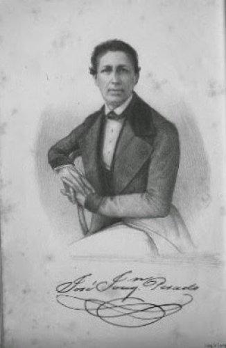 Foto: Poesías originales y traducidas de D. José Joaquín Pesado, México, 1849