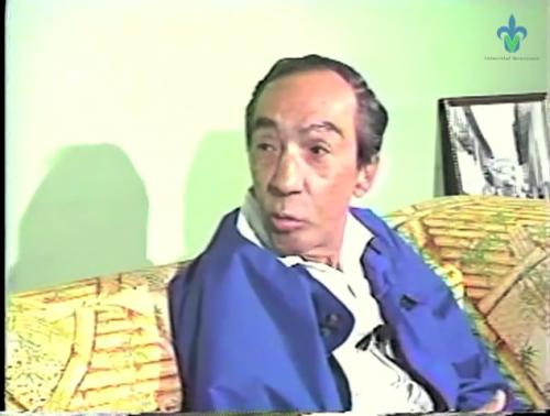 Juan Vicente Melo, parte 1. Semblanzas