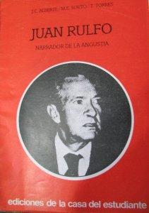 Juan Rulfo : narrador de la angustia