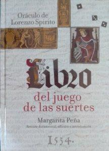 libro del juego de las suertes : oráculo de Lorenzo Spirito