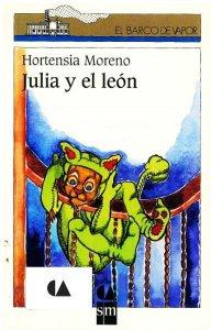 Julia y el león