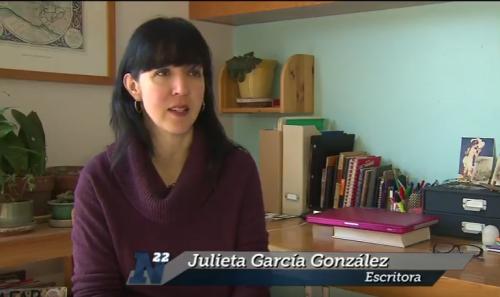 Julieta García expone la aceptación del maltrato como problemática social