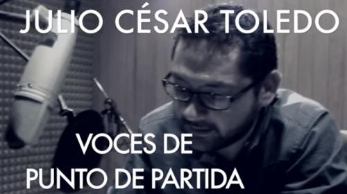 Julio César Toledo en Descarga Cultura.UNAM