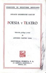 Poesía y teatro
