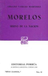 Morelos : ciervo de la nación