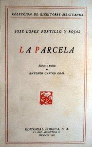 La parcela: novela de costumbres mexicanas