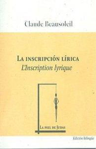 La inscripción lírica = L'Inscription lyrique