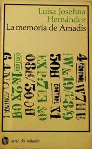 La memoria de Amadís