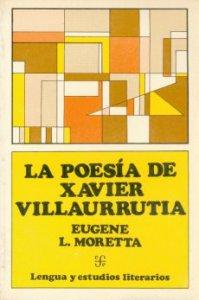 La poesía de Xavier Villaurrutia