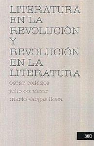 Literatura en la revolución y revolución en la literatura