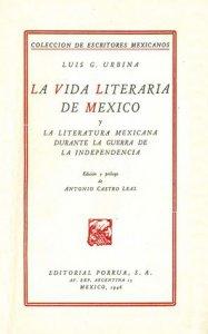 La vida literaria de México