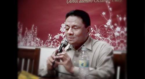 Jorge Fernández Granados recita <i>La higuera</i>