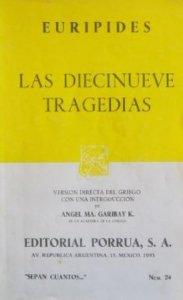 Las diecinueve tragedias