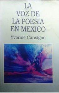 La voz de la poesía en México