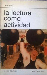 La lectura como actividad
