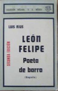 León Felipe: poeta de barro