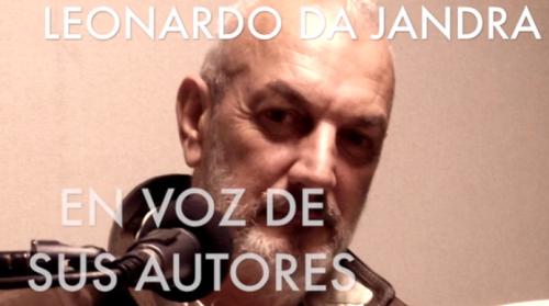 Leonardo da Jandra en Descarga Cultura.UNAM