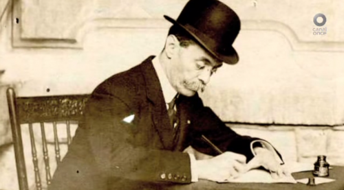 Letras de la diplomacia - Federico Gamboa