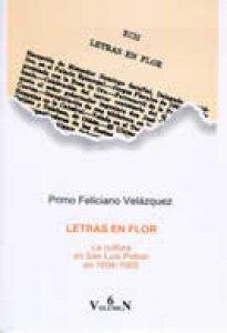 Letras en flor : la cultura en San Luis Potosí 1904-1905