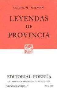 Leyendas de provincia
