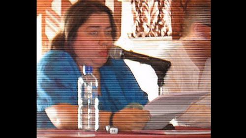Liliana Poveda presenta ''Color y palabra en la mujer chihuahuense''