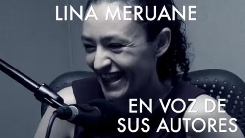 Lina Meruane en Descarga Cultura.UNAM