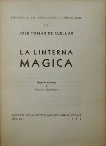 La linterna mágica