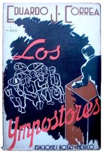 Los impostores : novela que tal vez pueda ser historia
