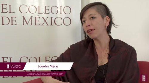 Coloquio Nuevas y novísimas escritoras mexicanas, comentarios por Lourdes Meraz