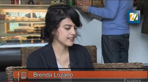Entrevista con Brenda Lozano sobre su libro <i>Cuaderno ideal</i>