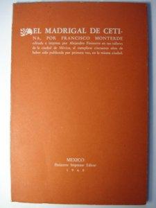 El madrigal de Cetina