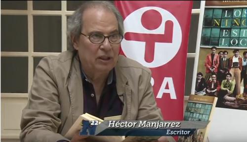 Héctor Manjarrez: ''El machismo tiene mal nombre pero no ha desaparecido''