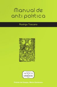 Manual de anti política