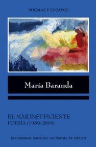 El mar insuficiente : poesía (1989-2009)