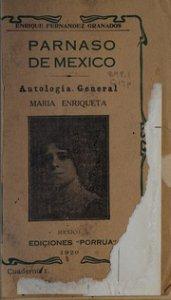 Antología general de María Enriqueta Camarillo