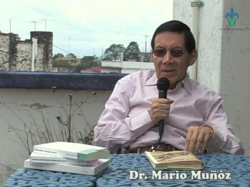 Mario Muñoz. Semblanzas.