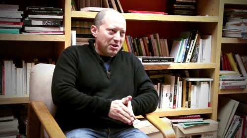 El Librero de Martín Solares