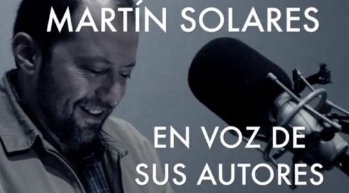Martín Solares en Descarga Cultura.UNAM