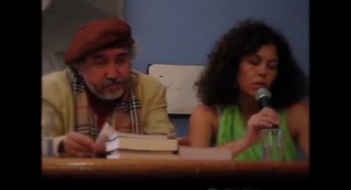 Floriano Martins y María Baranda. Segunda parte