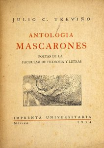 Antología Mascarones : poetas de la Facultad de Filosofía y Letras