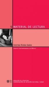 Cristina Rivera Garza : escribir no es soledad