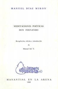 Meditaciones poéticas: Don Fernando