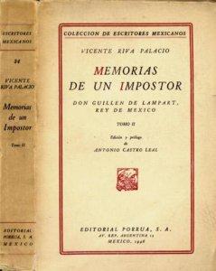 Memorias de un impostor II