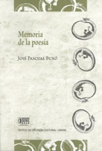 Memoria de la poesía